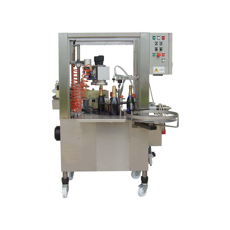 Étiqueteuse adhésive semi-automatique ASTRA 1000
